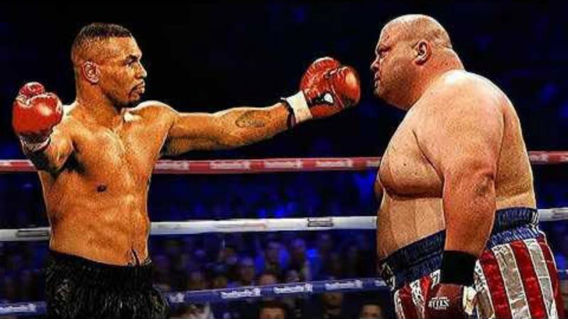 ไมก์ ไทสัน (Mike Tyson)