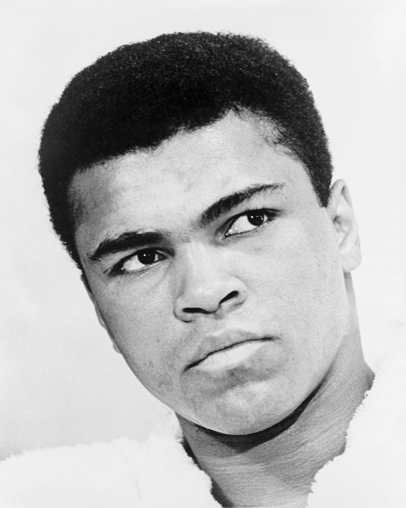 มูฮัมหมัด อาลี (Muhammad Ali)