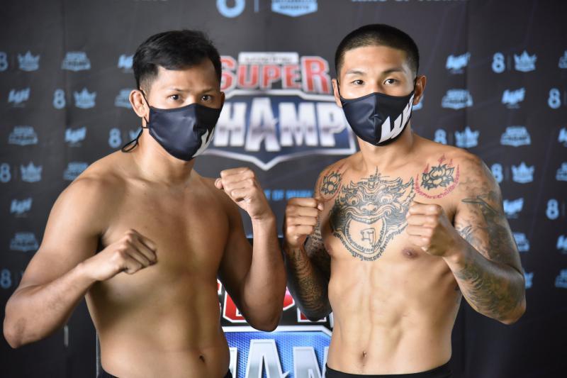 ก้าวหน้า พี.เค.แสนชัยมวยไทยยิม vs เฮนรี่ ลี