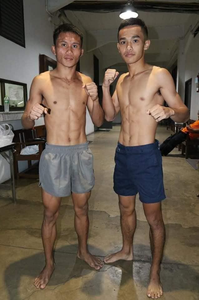 ทหารเอก นายกเอท่าศาลา vs อนันตชัย คิตตี้มวยไทย