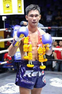 สี่แคว ทีเอ็นมวยไทย