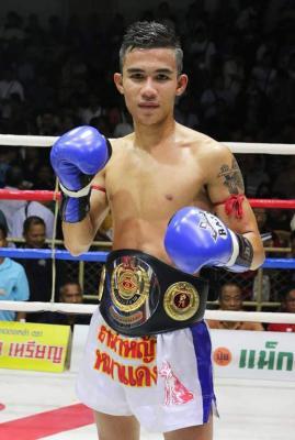 เพชรสาริต พิมพ์ศิริมวยไทยยิม